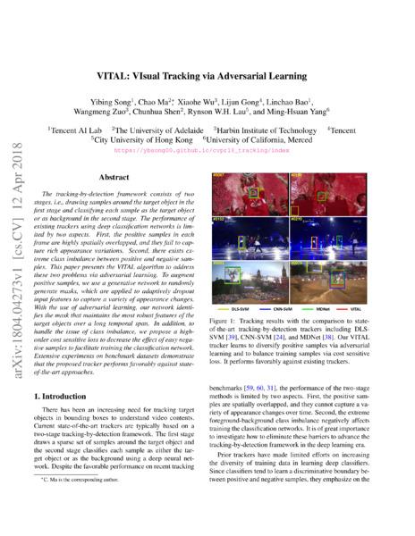 Chunhua Shen | The University of Adelaide