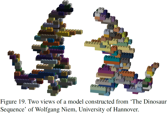 Part-based modelling of compound scenes from images